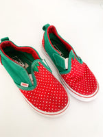 Vans strawberry loafers (size 10)