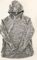 Athleta Girl heathered grey sweater size L (12Y)