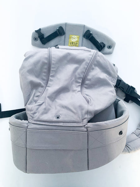 Lille Baby all seasons grey baby carrier