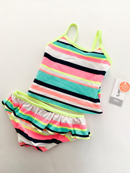 Carter's 2pc bathing suit (new with tags) size 12 months