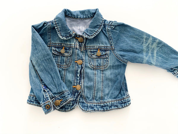 Gap baby denim jacket ( 12-18 months)