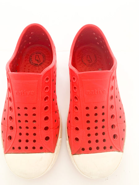 Native red Jefferson shoe ( size 11)