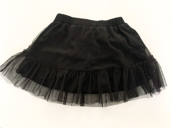 Old navy black tulle skirt (size 5)