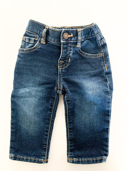 Gap denim jeans (12 -18 months)