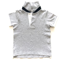 Fay grey polo shirt