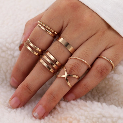 Simple Ring Set