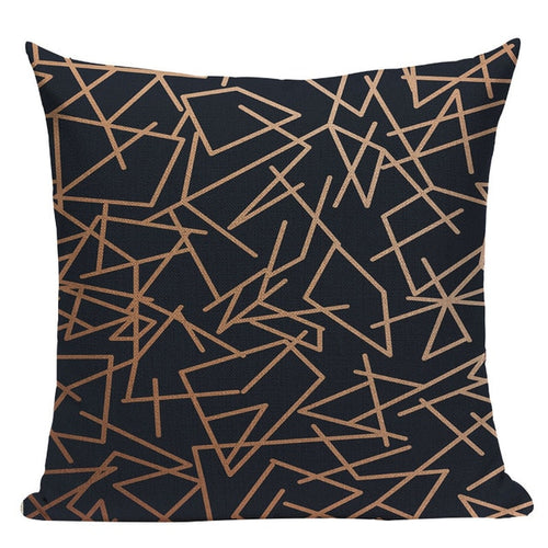 Pollock Pillow Cover