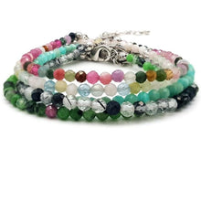 Load image into Gallery viewer, Natural Gemstone Bracelet