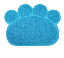 Load image into Gallery viewer, Paw Print Dog Cat Litter Mat - Petscitoshop