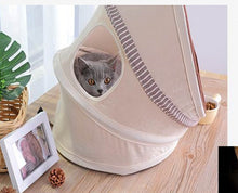 Load image into Gallery viewer, Pet Playing Tunnel Bed