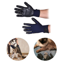 Load image into Gallery viewer, Pet Shedding Grooming Gloves - Petscitoshop