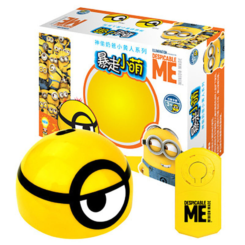 high-quality Minions Intelligent Escaping Toy  with Cute Sound Funny Gifts For Kids - Petscitoshop