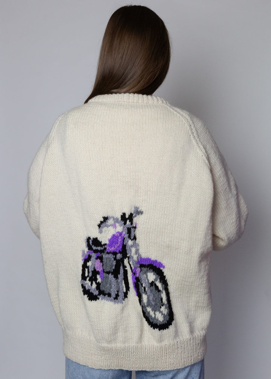 Motorcycle Sweater