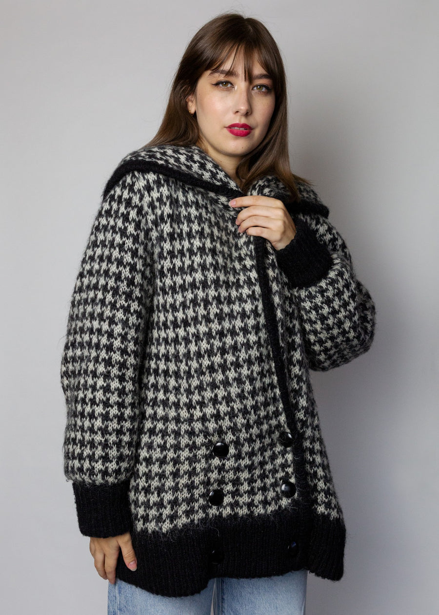 Georges Memmi knit jacket
