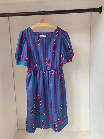 Sally Lou 80s dress