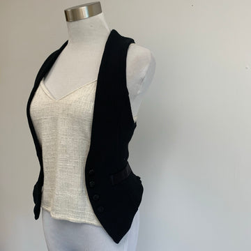 90s Betsey Johnson vest