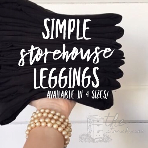 Simple Storehouse Leggings