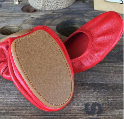 Storehouse Flats Red