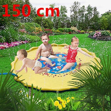 Load image into Gallery viewer, Summer Children's Play Water Mat
