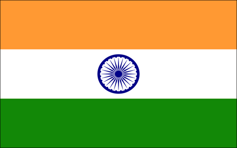 National Flag of India for India's Flagshoes