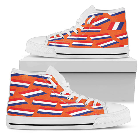HOLLAND'S PRIDE! HOLLAND'S FLAGSHOE - Women's High Top