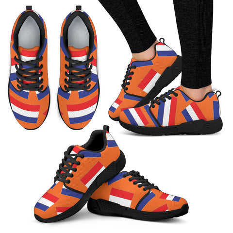 HOLLAND'S PRIDE! HOLLAND'S FLAGSHOE - Women's Athletic Sneaker