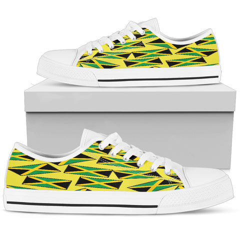 JAMAICA'S PRIDE! JAMAICA'S FLAGSHOE - Men's Low Top