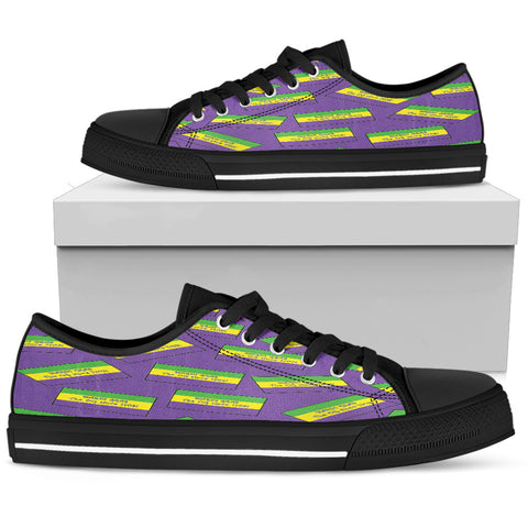ALABAMA'S MARDI GRAS PRIDE! THE OG SINCE 1703! Women's Low Top