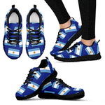 ARGENTINA'S PRIDE! Argentina's FLAGSHOE - Women's Sneakers