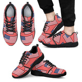 AMERICA'S PRIDE! AMERICA'S FLAGSHOE - Men's Athletic Sneakers