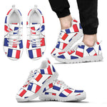 FRANCE'S PRIDE! FRANCE'S FLAGSHOE - Men's Sneaker