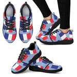FRANCE'S PRIDE! FRANCE'S FLAGSHOE - Women's Athletic Sneaker