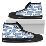 GREECE'S PRIDE! GREECE'S FLAGSHOE - Men's High Top