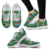SOUTH AFRICA'S PRIDE! SOUTH AFRICAN FLAGSHOE - Women's Sneaker