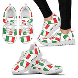 ITALY'S PRIDE! ITALY'S FLAGSHOE - Women's Sneaker