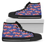 GREAT BRITAIN'S PRIDE! GREAT BRITAIN'S FLAGSHOE - Men's High Top