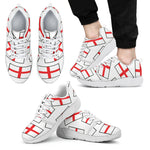 ENGLAND'S PRIDE! ENGLAND'S FLAGSHOE - Men's Athletic Sneaker