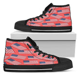 AMERICA'S PRIDE! USA FLAGSHOE - Men's High Top
