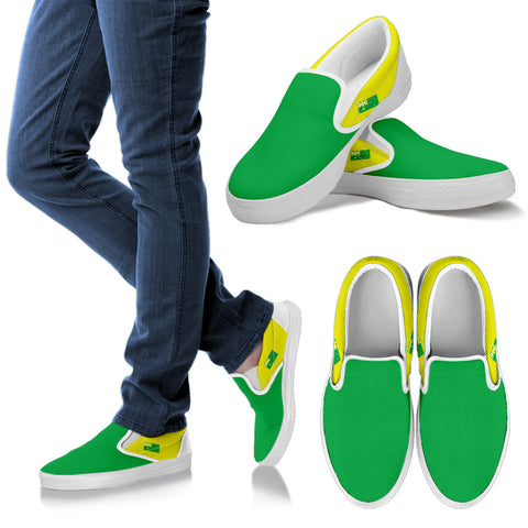 AUSTRALIA'S PRIDE! AUSTRALIAN FLAGSHOE - Men's Slip On.