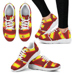 SPAIN'S PRIDE! SPAIN'S FLAGSHOE - Women's Athletic Sneaker