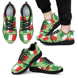 ITALY'S PRIDE! ITALY'S FLAGSHOE - Men's Athletic Sneaker