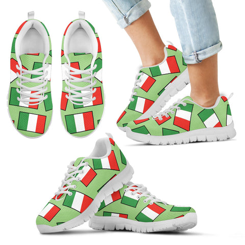 ITALY'S PRIDE! ITALY'S FLAGSHOE - Kids Sneaker