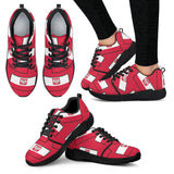 POLAND'S PRIDE! POLAND'S FLAGSHOE - Women's Athletic Sneaker