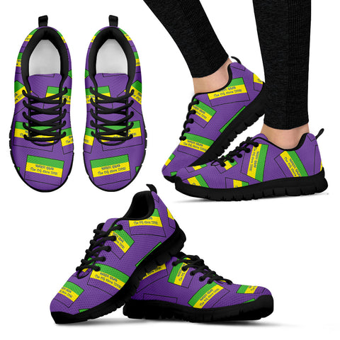 ALABAMA'S MARDI GRAS PRIDE! THE OG SINCE 1703! - Women's Sneakers