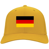 GERMANY'S PRIDE! SIGNIE BASEBALL CAP - Embroidered Design Cotton Twill