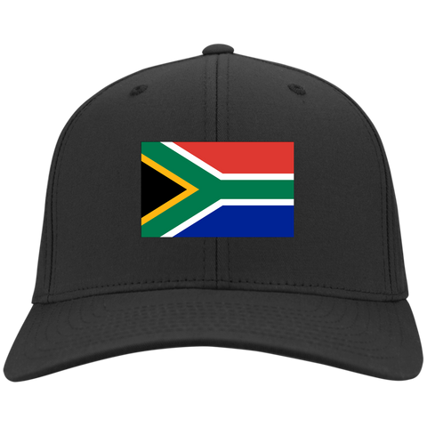 SOUTH AFRICA'S PRIDE! SIGNIE BASEBALL CAP - Embroidered Design Cotton Twill