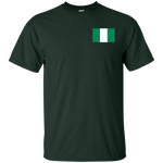 NIGERIA'S PRIDE! - Ultra Cotton T-Shirt