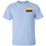 COLOMBIA'S PRIDE! - Ultra Cotton T-Shirt