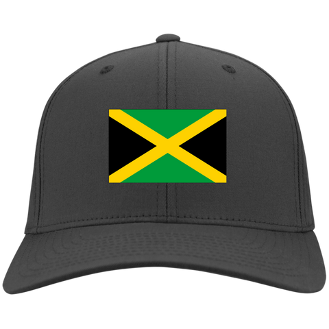 JAMAICA'S PRIDE! SIGNIE BASEBALL CAP - Embroidered Design Cotton Twill
