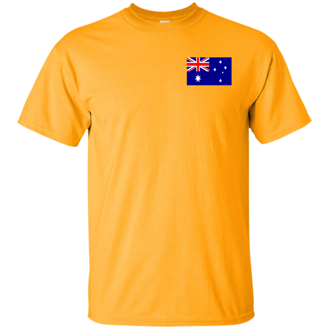 AUSTRALIA'S PRIDE! - Ultra Cotton T-Shirt
